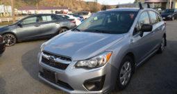 2014 Subaru Impreza 2.0i Wagon 4D