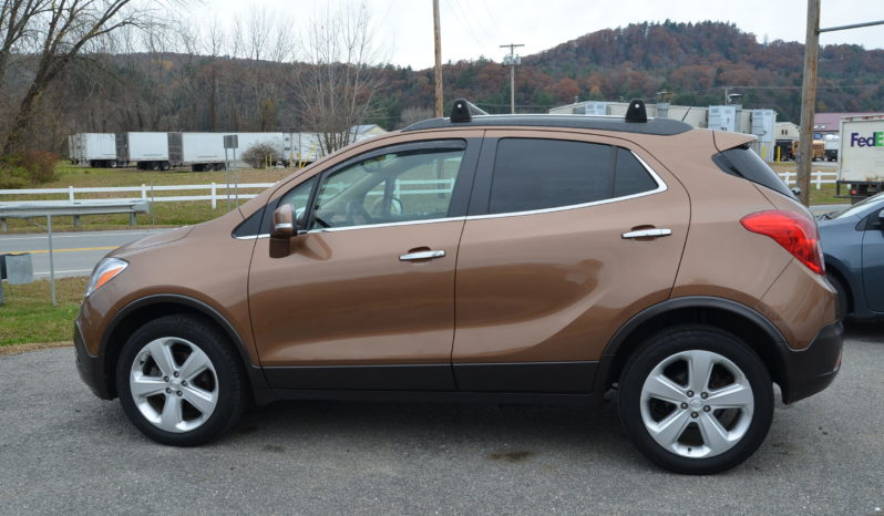 2016 Buick Encore Leather Sport Utility 4D full