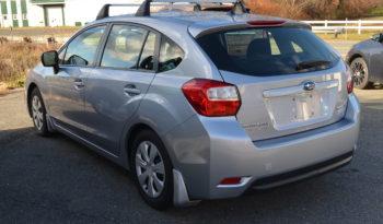 2014 Subaru Impreza 2.0i Wagon 4D full