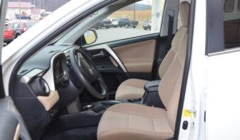 2015 Toyota RAV4 XLE Sport Utility 4D full