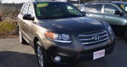 2012 Hyundai Santa Fe Limited Sport Utility
