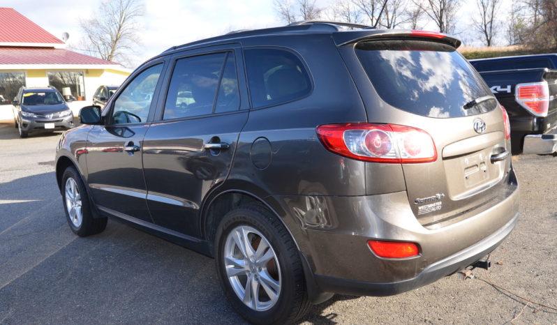 2012 Hyundai Santa Fe Limited Sport Utility full