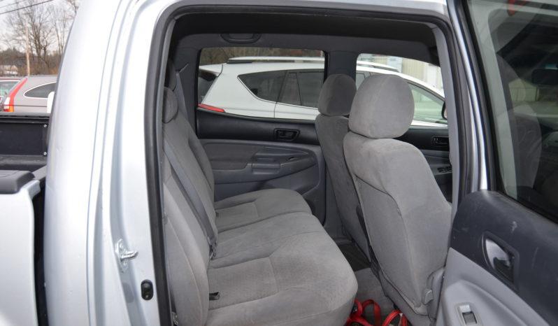 2005 Toyota Tacoma Double Cab Pickup 4D 5ft full
