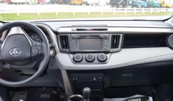 2015 Toyota RAV4 LE Sport Utility 4D full