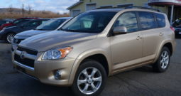2010 Toyota RAV4 Limited Sport Utility 4D