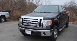 2010 Ford F150 Super Cab XLT Pickup 4D