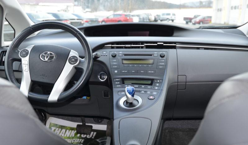 2011 Toyota Prius Four Hatchback 4D full