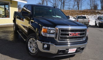 2015 GMC Sierra 1500 Double Cab SLE Pickup 4D 6 1/2ft full