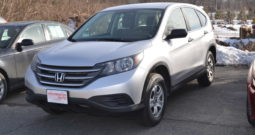 2012 Honda CR-V LX Sport Utility 4D