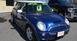2003 Mini Cooper S Hatchback