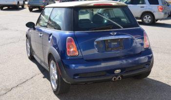 2003 Mini Cooper S Hatchback full