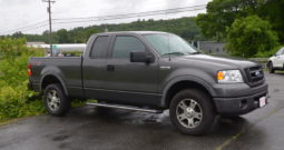 2007 Ford F150 Super Cab FX4 Pickup 4D 6 1/2ft