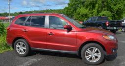 2010 Hyundai Santa Fe Limited Sport Utility 4D