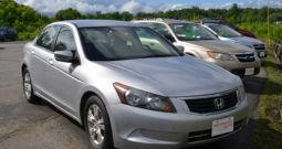 2010 Honda Accord LX-P Sedan 4D