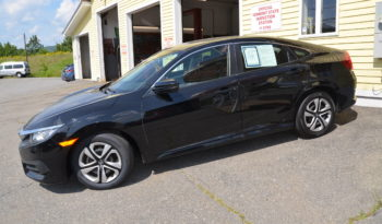 2016 Honda Civic LX Sedan 4D full