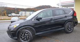 2016 Honda CR-V SE Sport Utility 4D