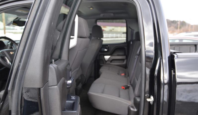 2017 Chevrolet Silverado 1500 Double Cab LT Pickup 4D 6 1/2ft full