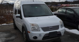 2012 Ford Transit Connect Passenger XLT Van 4D