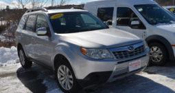 2011 Subaru Forester 2.5x Premium Sport Utility