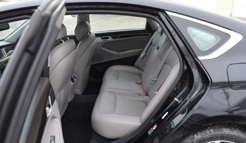 2016 Hyundai Genesis 3.8 Sedan 4D full